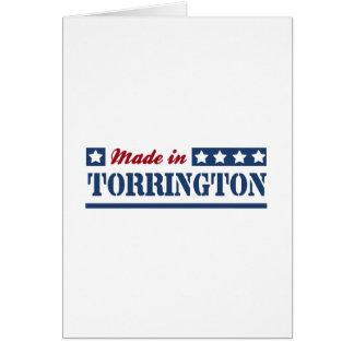 Made in Torrington Greeting Card