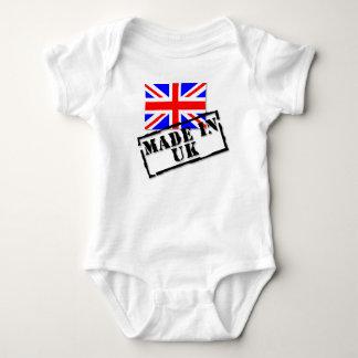 made in UK baby shirt