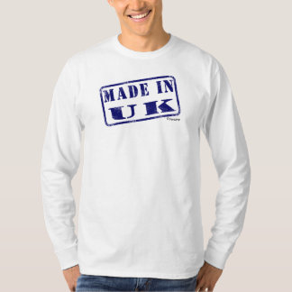 Made in UK T-Shirt