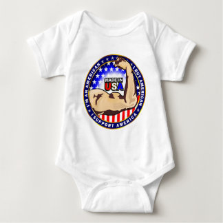 MADE_IN_USA BABY BODYSUIT