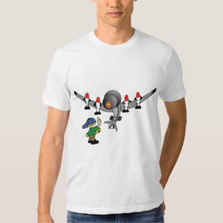 Made in USA Cotton Anti-drone T-shirt