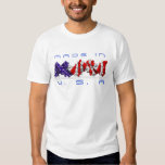 Made in USA DNA? - text is customizable Shirt