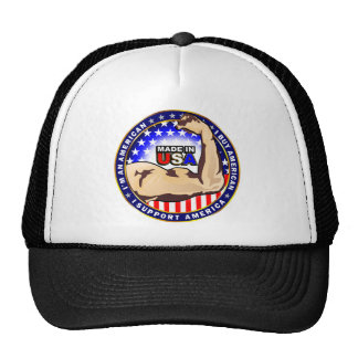 MADE_IN_USA TRUCKER HAT