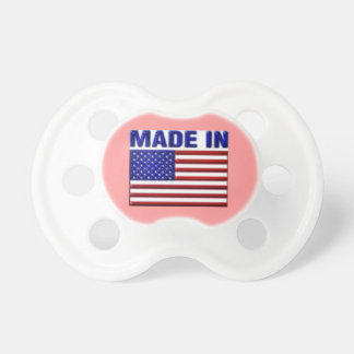 Made in USA Pacifier