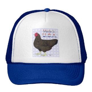 Made In USA Rock Hen Trucker Hat