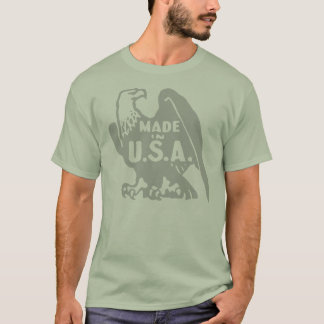 Made In USA T Shirt
