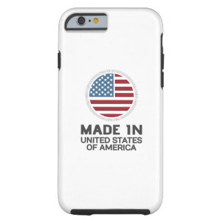 Made in USA Tough iPhone 6 Case