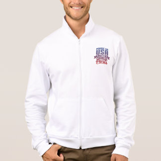 Made In USA With Chinese Parts Jacket