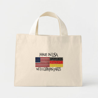 Made in USA with german parts Canvas Bags