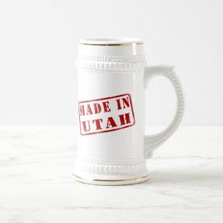Made in Utah Beer Stein