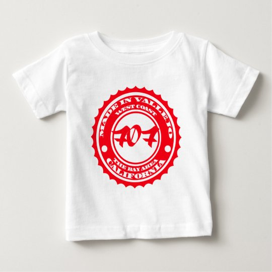 Made in Vallejo Baby T-Shirt