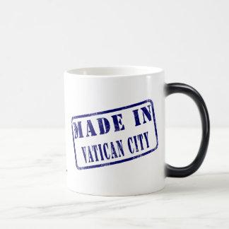Made in Vatican City Magic Mug