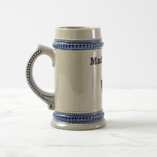 Made in WA Beer Stein