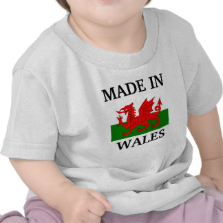 Made in Wales T Shirt