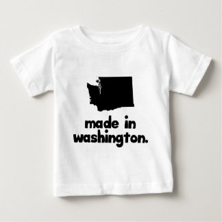 Made in Washington Baby T-Shirt