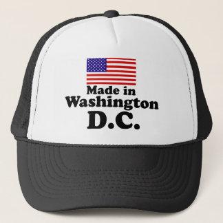 Made in Washington DC Trucker Hat