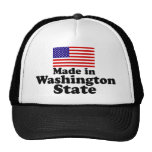 Made in Washington State Trucker Hat