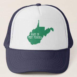 Made In West Virginia Trucker Hat