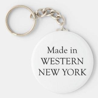 Made in Western New York Keychain