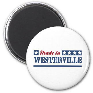 Made in Westfield Magnet