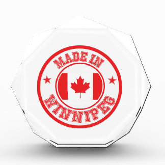 Made In Winnipeg Award
