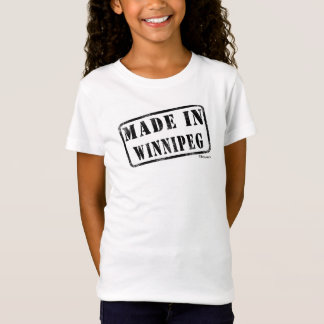 Made in Winnipeg T-Shirt