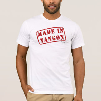 Made in Yangon T-Shirt