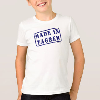 Made in Zagreb T-Shirt