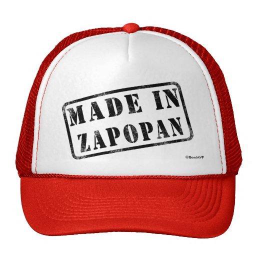 Made in Zapopan Mesh Hats