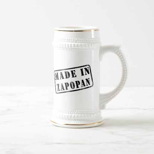 Made in Zapopan Coffee Mugs