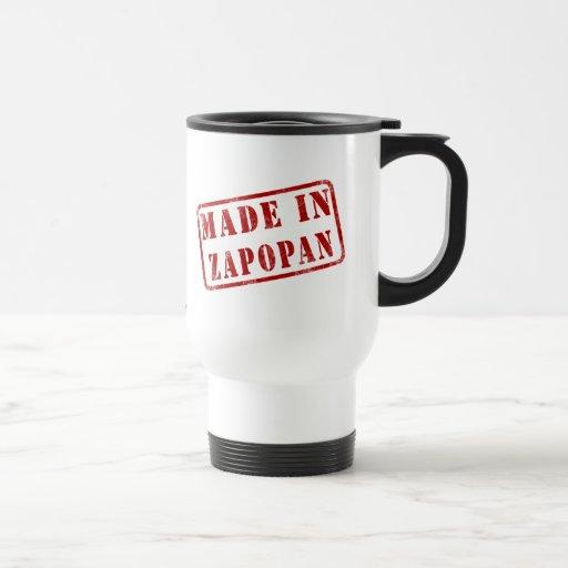 Made in Zapopan Mugs