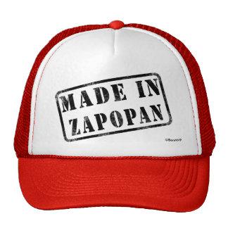 Made in Zapopan Trucker Hat