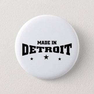 Made ion detroit button