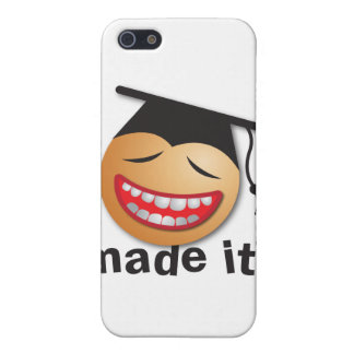 made it graduation cover for iPhone SE/5/5s