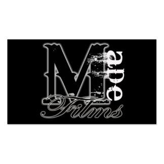 made logo -1 business card