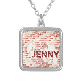 Made of Words JENNY Custom Jewelry