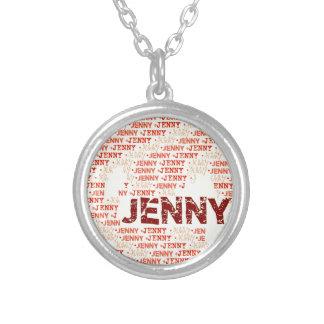 Made of Words JENNY Pendants