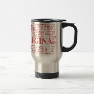 made of Words REGINA Mug