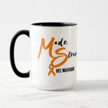 Made Strong MS Warrior Mug