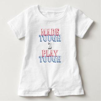 Made Tough 2 Play Tough Baby Romper