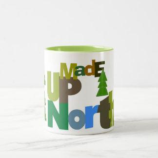 Made Up North Mug