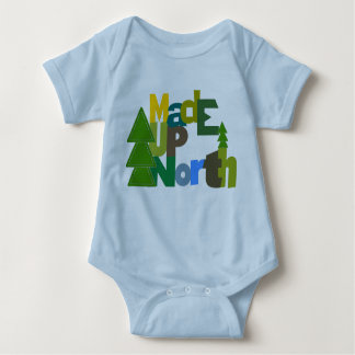 Made UpNorth Onsie T Shirt