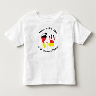 Made With German Parts T-Shirt