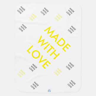 Made With Love Baby Blanket