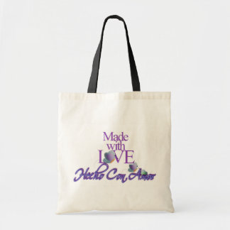 Made With Love (Butterfly) Tote Bag