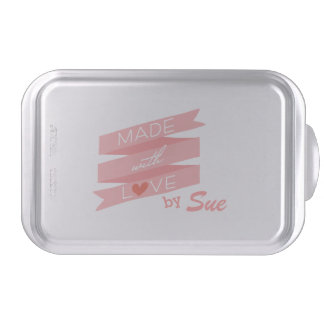 Made with Love Customized Cake Pan