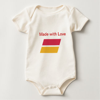Made with Love Onsie Romper