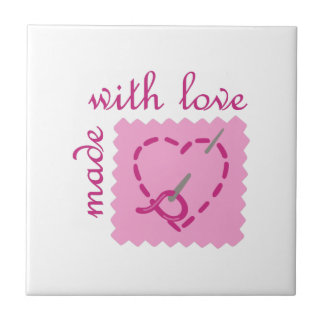 MADE WITH LOVE CERAMIC TILE