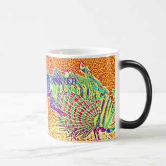 MADE WITH SALT WATER FISH MUG