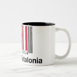 madeincatalonia Two-Tone coffee mug